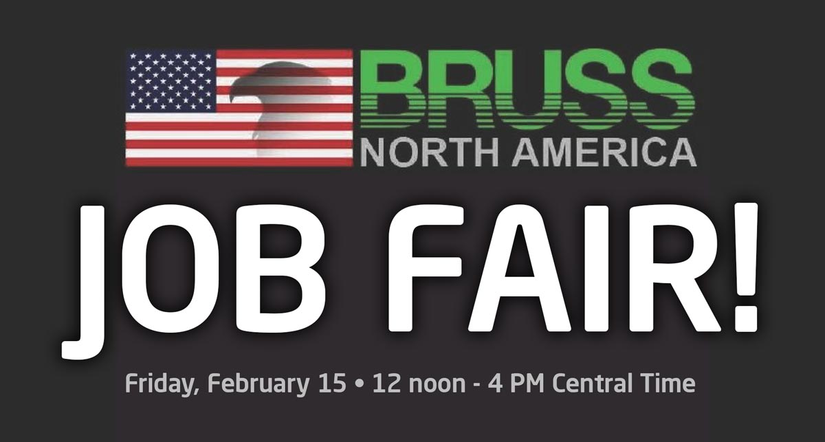BRUSS Job Fair