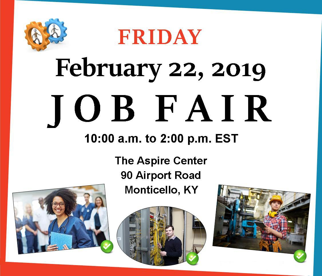 Job Fair in Monticello